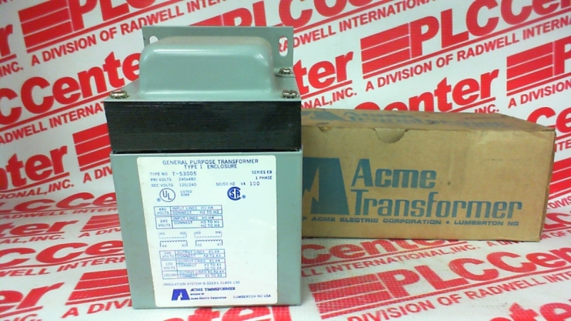 ACME ELECTRIC T-53005
