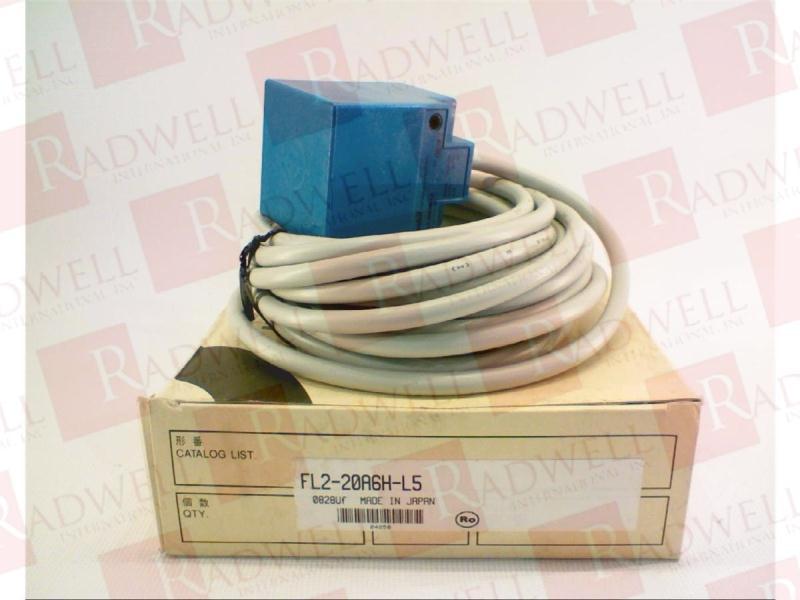 AZBIL CORPORATION FL2-20A6H-L5