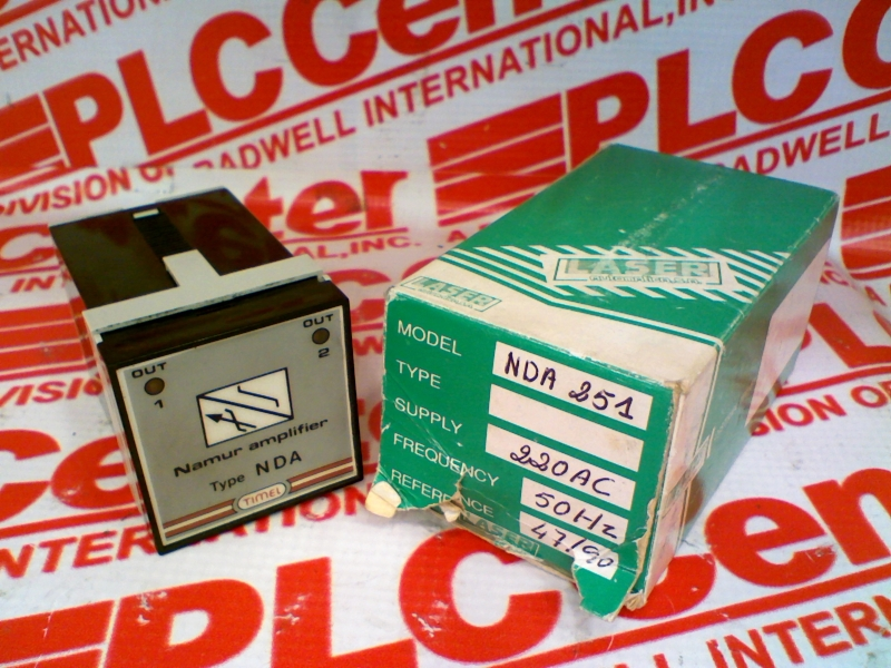 LASER AUTOMATICA SA NDA-251-AC220