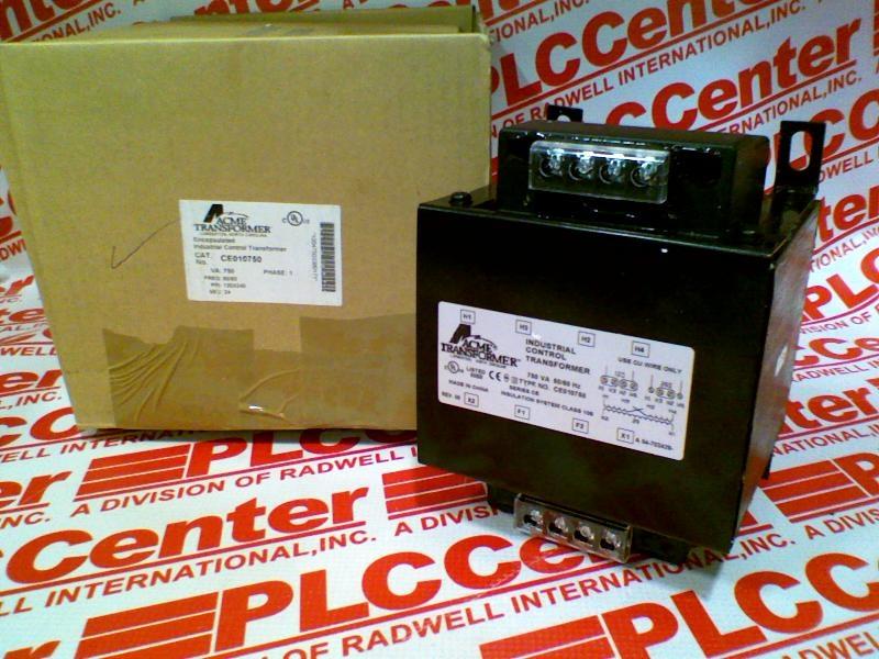 ACME ELECTRIC CE010750