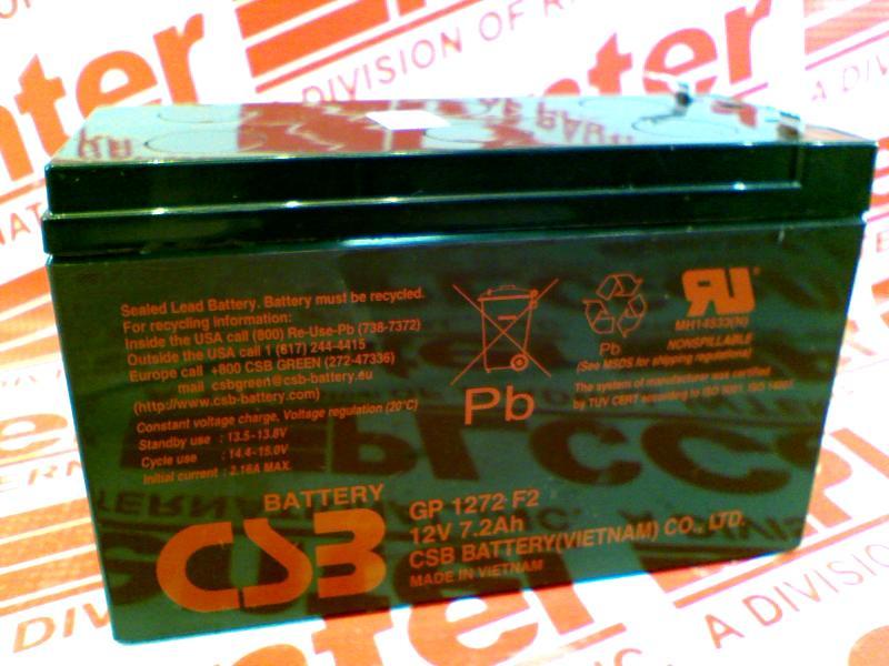 NEXTGEN POWER SYSTEMS OF TEXAS GP1272F2