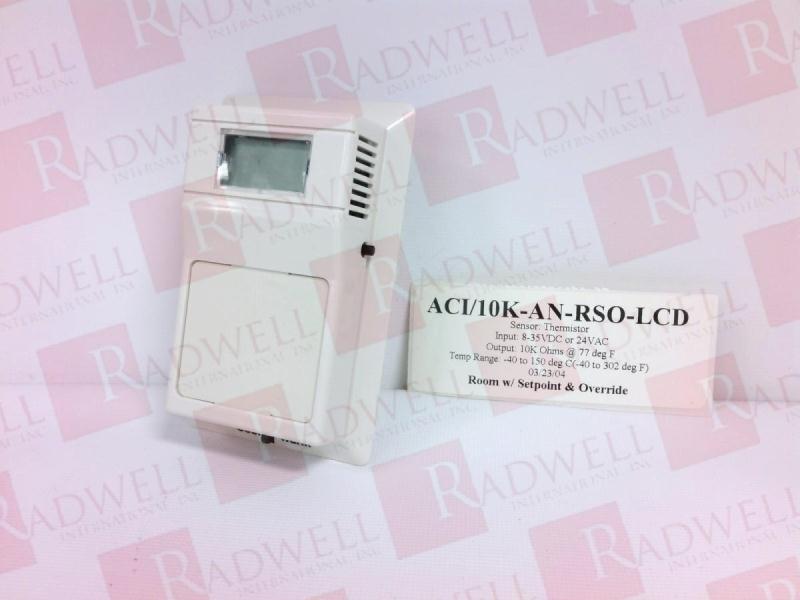 ACI ACI/10K-AN-RSO-LCD