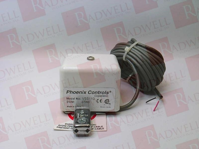 PHOENIX CONTROLS VSS-110