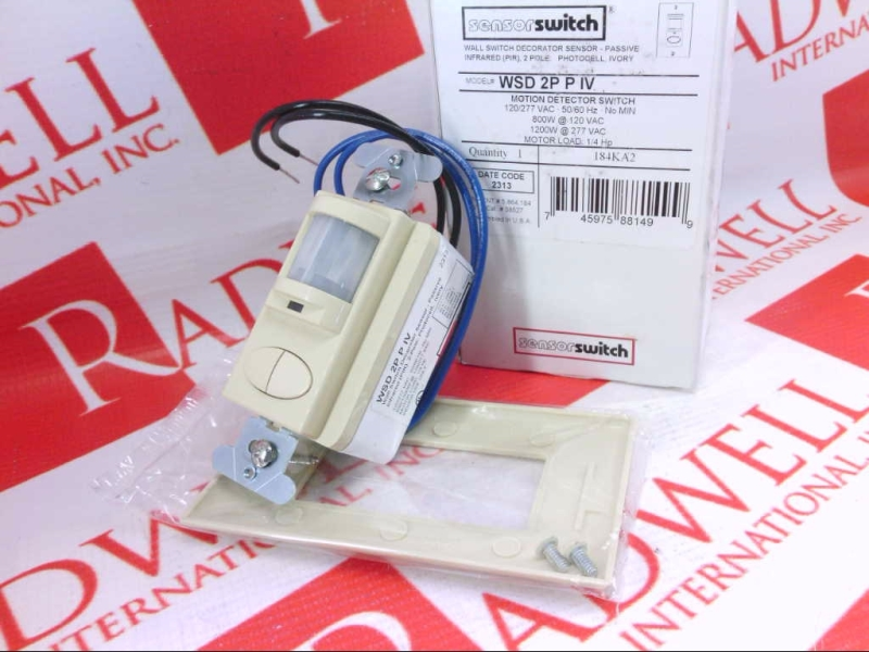 ACUITY CONTROLS WSD-2P-P-IV