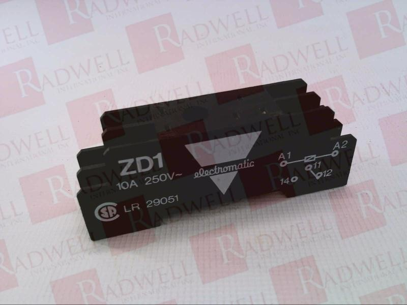 ELECTRO MATIC ZD1