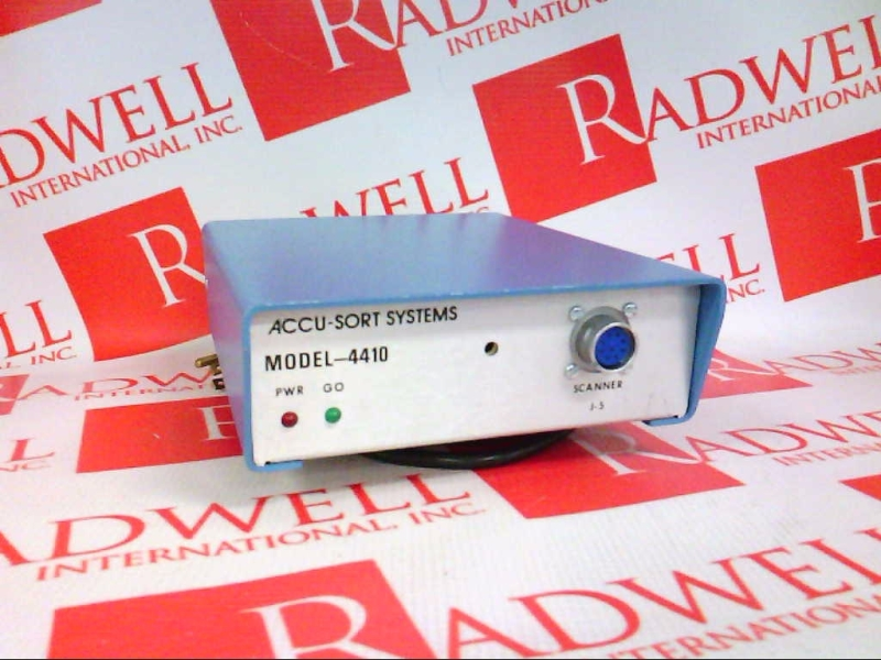 ACCU SORT MODEL-4410