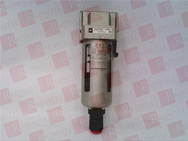 SMC NAF3000-N03D