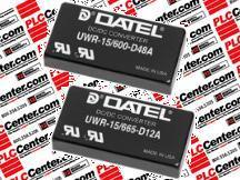 DATEL UWR-12/665-D5A