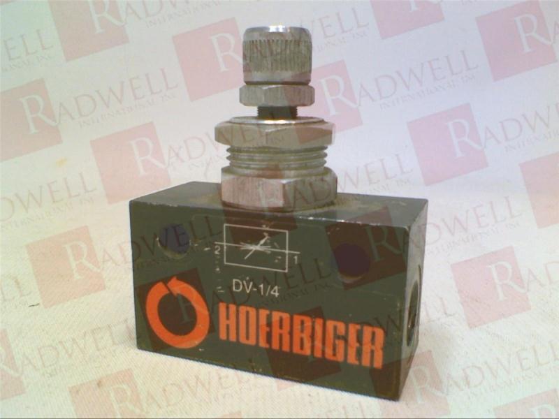 HOERBIGER ORIGA DV-1/4