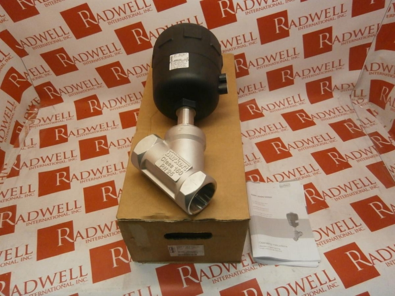 BURKERT EASY FLUID CONTROL SYS 1601