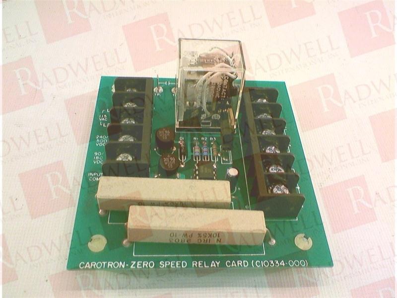 CARATRON C10334-000