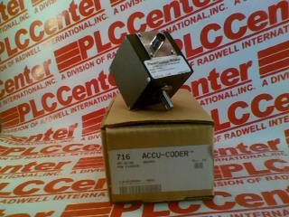 ACCU CODER 716-0100-O-S-6-S-K-N