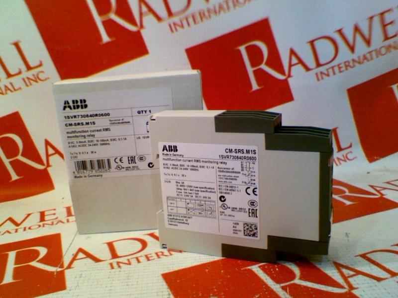 ABB CM-SRS.M1S