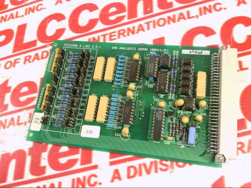 PIZZORNO & LINI SRL 199011/R1