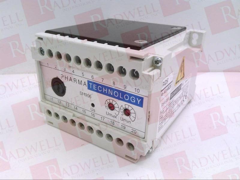 PHARMA TECHNOLOGY ESM906