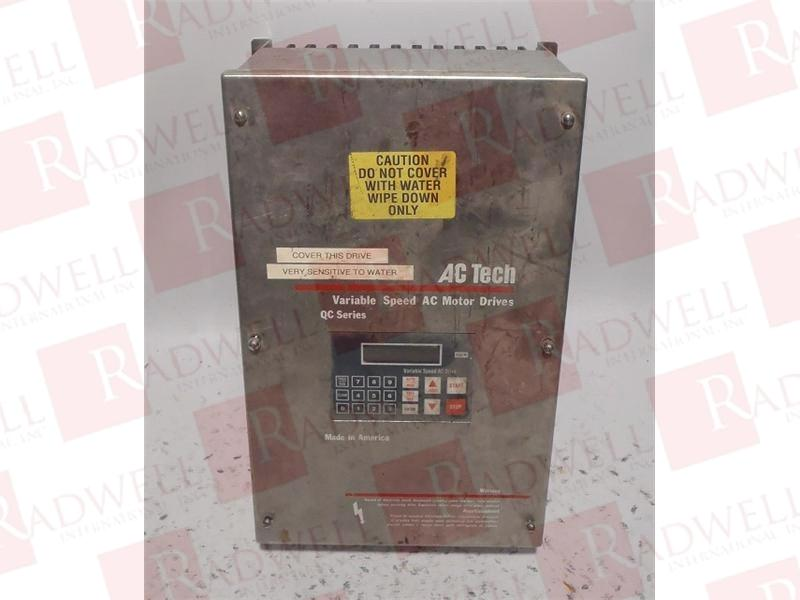 AC TECHNOLOGY Q22005E