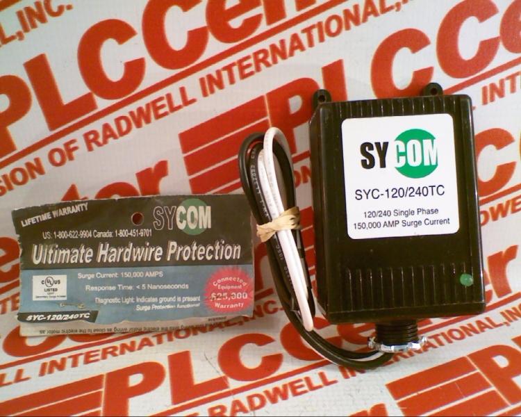 SYCOM INC SYC-120/240TC