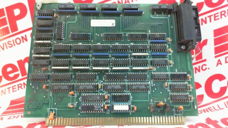 MOTION SERVO CONTROL 353750-01C