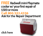 Repair it at Radwell