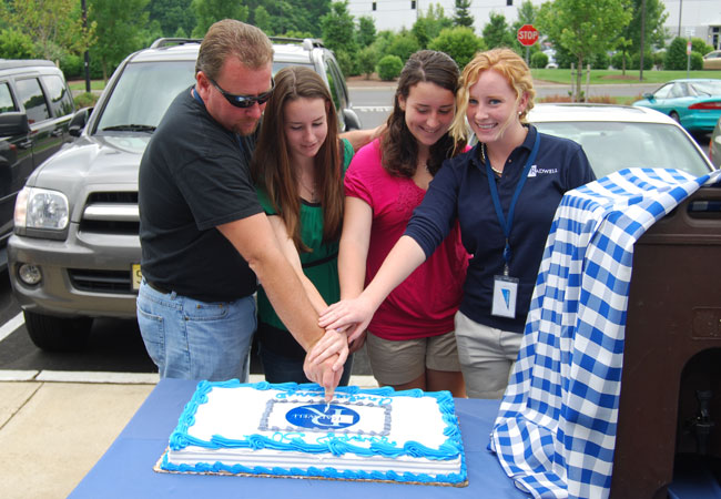 Together we  &lt;strong&gt;Celebrate Company Milestones&lt;/strong&gt; (30 years down many more to go).