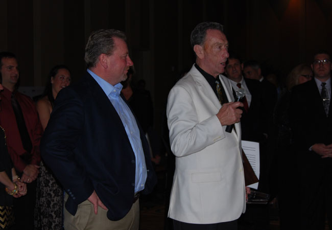 Frank Dwyer was awarded the Jerry Radwell MVP of the Year Award at our 2012 Holiday Party. Congrats Frank!