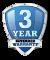 3 -letnia gwarancja