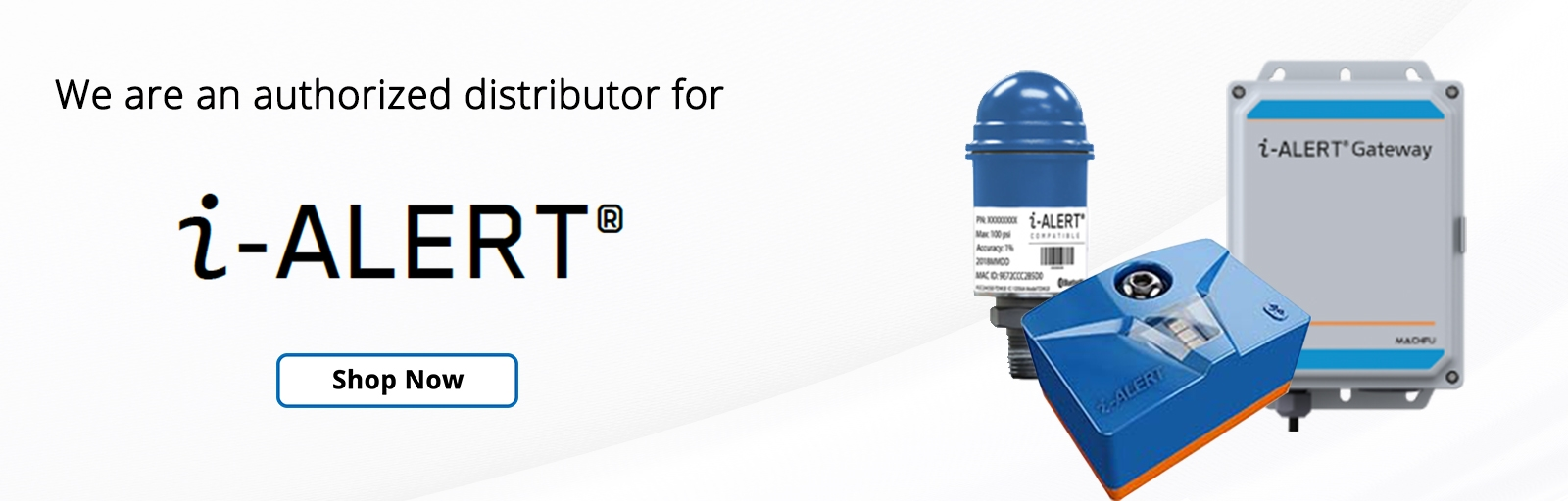 Radwell is an authorized distributor for i-Alert