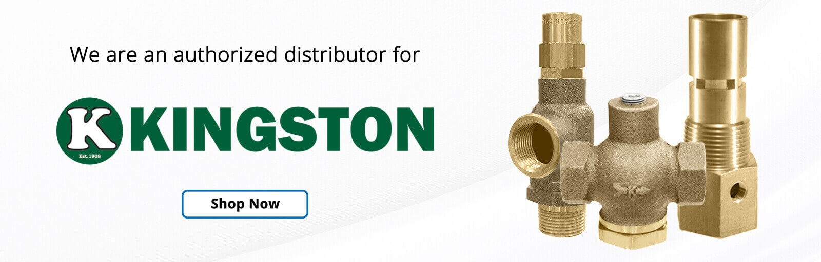 Radwell is an authorized distributor for Kingston