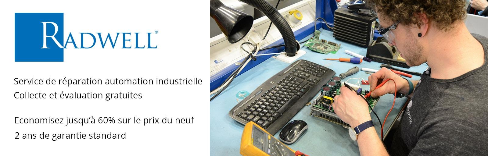 Réparation électronique Industriel
