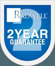 Radwell's 2 Year Warranty