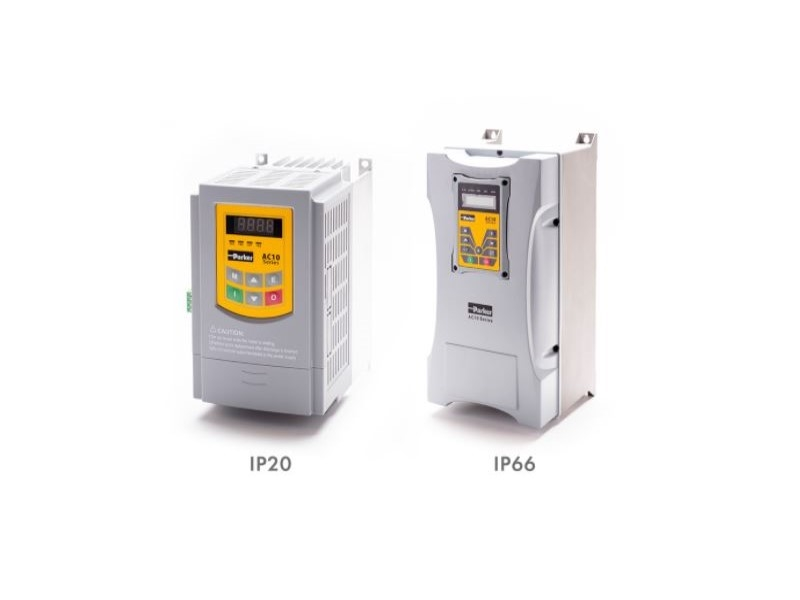 AC10 Variable Speed Drive Product Family Image