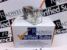 RADWELL VERIFIED SUBSTITUTE R12-17D3-24P-SUB