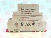AUTOMATION DIRECT AD-SSR810-AC-28R