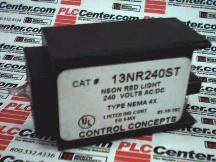 CONTROL CONCEPTS 13NR240ST