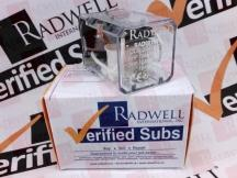 RADWELL VERIFIED SUBSTITUTE 5X823SUB