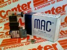 MAC VALVES INC 130B-591JD