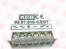 KEB AUTOMATION 02.91.010-CE07