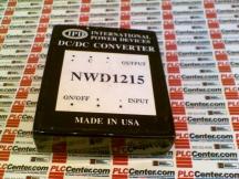INTERNATIONAL POWER NWD1215