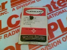 CLEVELAND TWIST DRILL 5-4243-126000