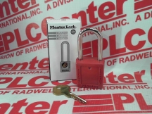 MASTER LOCK 410-RED