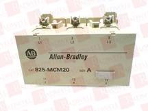 ALLEN BRADLEY 825-MCM20