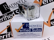 RADWELL VERIFIED SUBSTITUTE 2013084SUB
