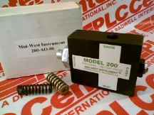 MIDWEST INSTRUMENTS 200AO-00
