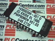EATON CORPORATION 143650346-001