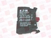 EATON CORPORATION M22-CK01