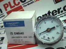ASHCROFT 20W-1005-PH-02B-XZG-30