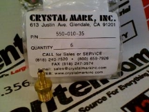 CRYSTAL MARK INC 550-010-35