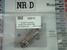 NIOBRARA R&D CORP NS213