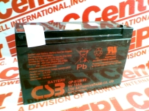 CSB BATTERY GP6120F2