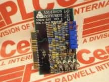 ANDERSON NEGELE 56000-E02